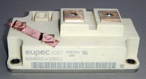 BSM600GA120DLC - 1200V 600A IGBT (Eupec) - Used