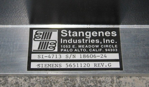 SI-4713 - High voltage isolation transformer (Stangenes)