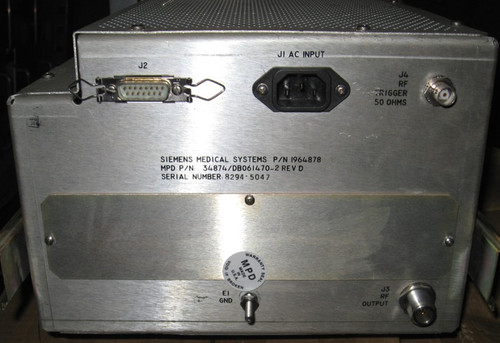 1964878 - RF Drivers FOR REPAIR - Multiple units available - Used