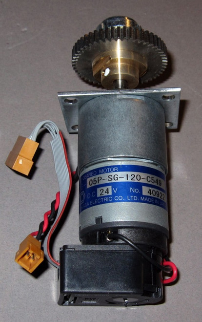 PX51-23001 (Toshiba) - Replacement motor assembly for MLC-20A