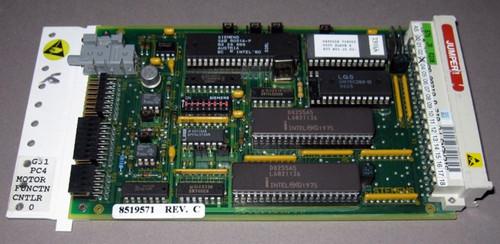 G31-PC4 - MOTOR FUNCTN CNTLR 0 - 8519571 Rev. C - (Siemens) - Used