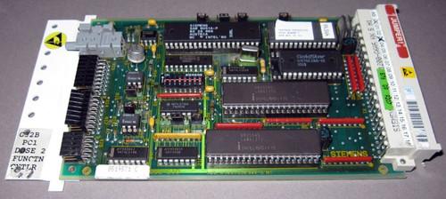 G32B-PC1 - Dose 2 FUNCTN CNTLR - 8519571-C - (Siemens) - Used