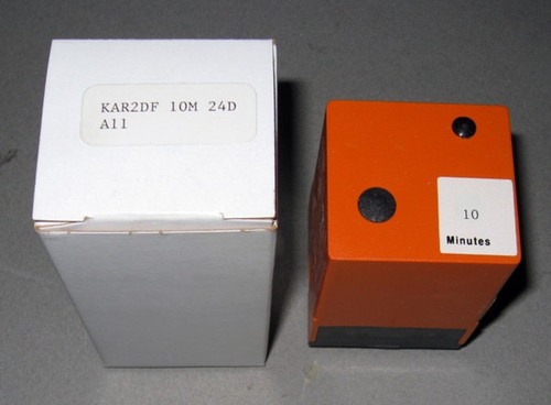 KAR2DF - Time delay relay (Syrelec)