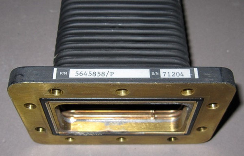 5645858-P - Flexible Waveguide (HNL) - Used
