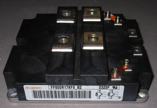 FF800R17KF6-B2 - 1700V 800A dual IGBT (Eupec) - Used