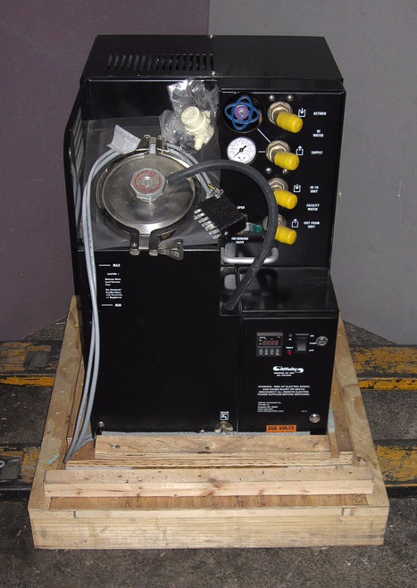 EWA-04BK-EE11CBD - Heat Exchanger - DI to Facility Water (Affinity)