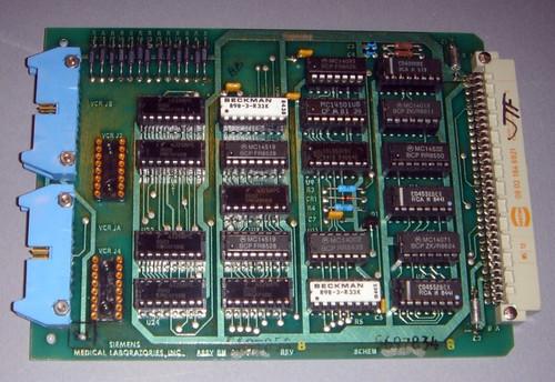 BM 5697859 Rev B - Circuit board (Siemens)
