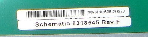 05685128 Rev J - PCB ASSY, ASY MOD DEQ REG (Siemens)