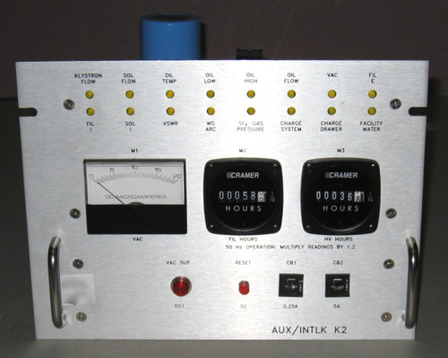 5362301-01 - Aux / INTLK K2 (Elgar) - Used