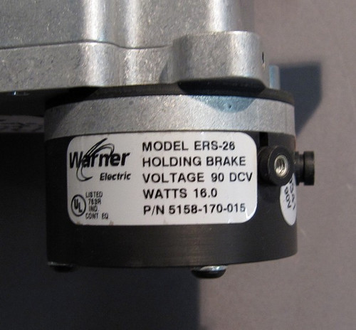 FPP Vertical M2/M3 - Motor assembly (Siemens) - contains M-2330-354-H1 - Servo motors (Teknic) - Used
