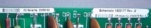 01920078 - HV INTFC Chamber - S40C ASM (Siemens)
