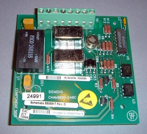 08506909 Rev E - Chamber ASM S40C (Siemens)