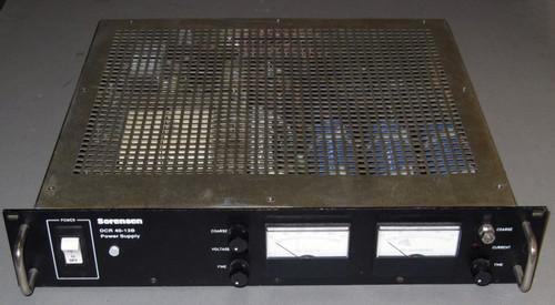 DCR40-13B-M61 - 40VDC 13A Programmable Power Supply (Sorensen) - Used