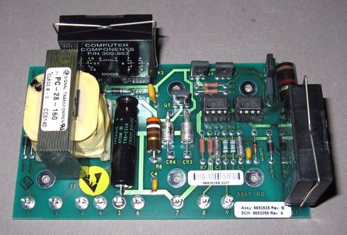 5692835 Rev. B - Circuit board assembly (Siemens)