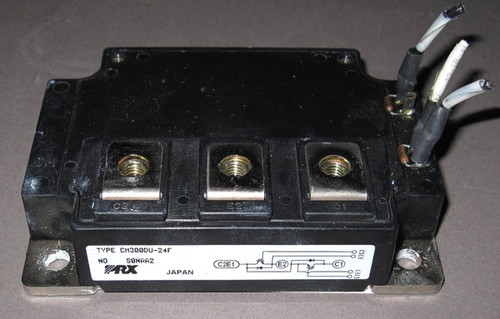 CM300DU-24F - IGBT (Powerex) - Used