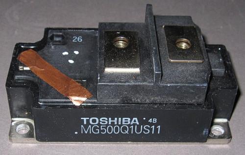 MG500Q1US11 - IGBT (Toshiba) - Used