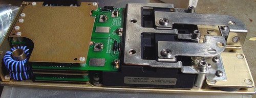 CM400DY-66H - 3300V 400A high-voltage IGBT assembly (Mitsubishi / Diversified Technologies) - Used