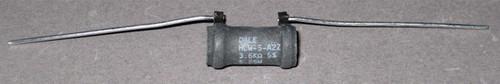 Power Resistor, 3.6 kOhm, 5 Watt, +/- 5% - HLW-5-A2Z (Dale)
