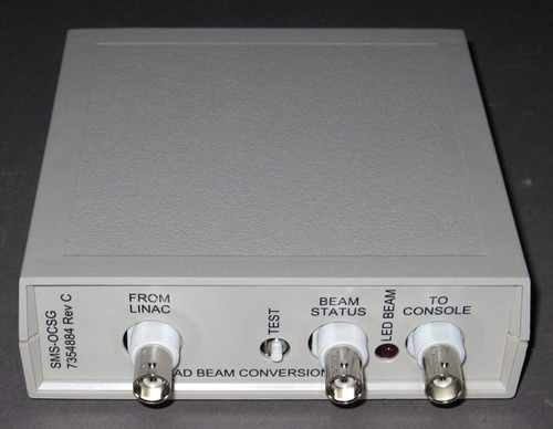 7354884 Rev C - Rad beam / Gating conversion box (Siemens)
