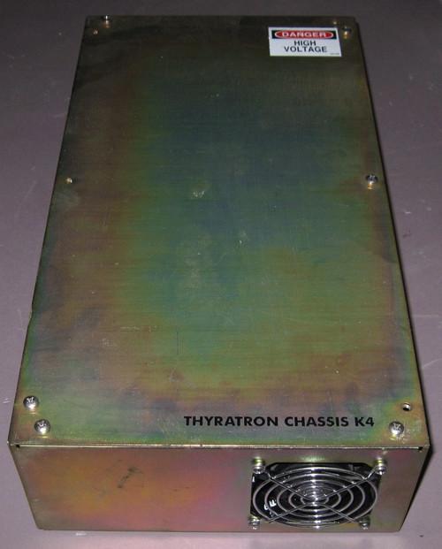 5747956 Rev. H - Thyratron Chassis K4 (Siemens) - Used