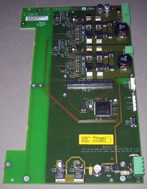 non-standard - 08370285 Rev. E2 - MLC Carriage Base Board (Siemens) - Used