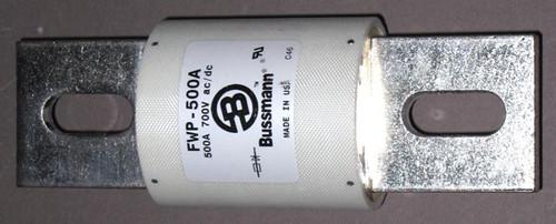 FWP-500A - 500A 700V Semiconductor fuse (Cooper Bussmann)