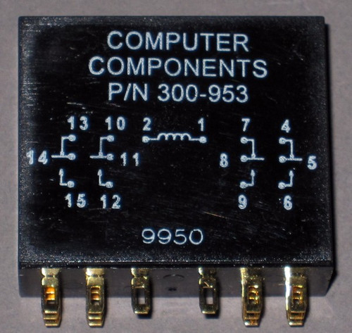 300-953 - Relay (Computer Components)