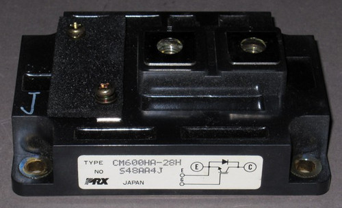 CM600HA-28H - IGBT (Powerex) - Used