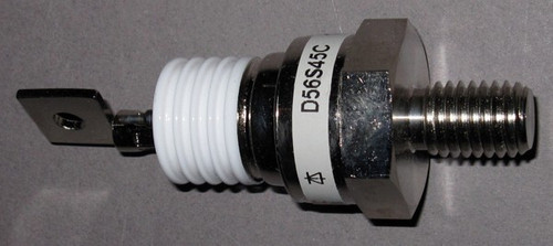 D56S45C - 4500V 56A Fast High-Voltage Diode (Infineon/Eupec)
