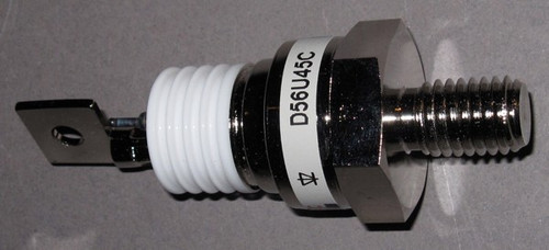 D56U45C - 4500V 56A Fast High-Voltage Diode (Infineon/Eupec)