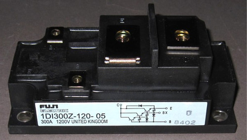 1DI300Z-120-05 - 1200V 300A Transistor Module (Fuji)