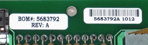 5683792 Rev. A - Circuit board (Siemens)