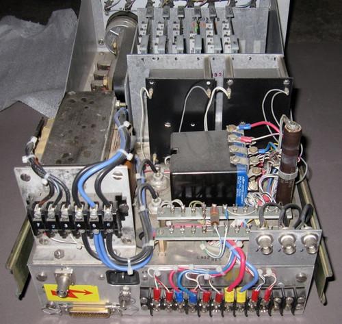 AUX/INTLK K2 - C1058 (Siemens) - Used
