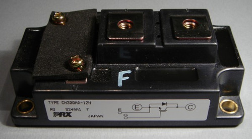CM300HA-12H - 600V 300A IGBT (Powerex)