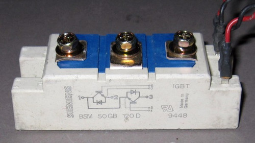 BSM50GB120D - IGBT (Siemens / Eupec) - Used