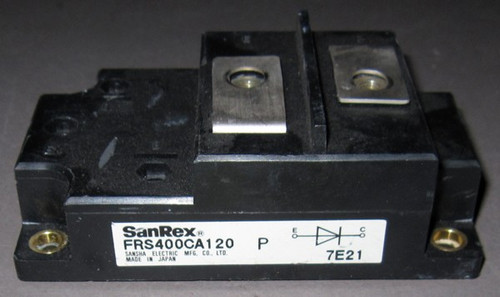 FRS400CA120 - Fast Diode (Sanrex) - Used