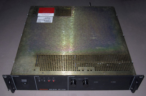 DCS55-55 - 55VDC 55A Programmable Power Supply (Sorensen) - Used