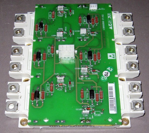 DP300D1700T102004 - 1700V 300A IGBT 6-pack (Danfoss) - Used