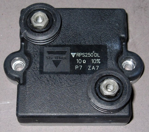 RPS250DL - 10-Ohm 250W Power Resistor (Vishay / SFernice) - Used