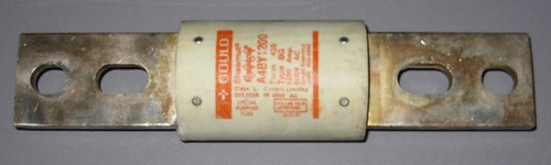 A4BY1200 - Fuse - 600V 1200A (Gould Shawmut) - Used