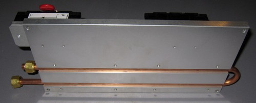 IGBT Assembly Including (2) 1200V 600A IGBTs, (2) 1200V 450 Fast Diodes, Heat Sink - Used