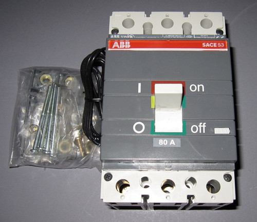 S3N080TW-S4 - Circuit Breaker SACE S3 (ABB)