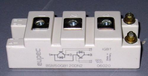 BSM50GB120DN2 - IGBT 50A 1200V (Infineon/Eupec)
