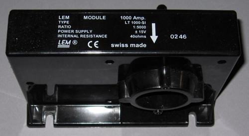 LT1000-SI - Current Transducer Module 1000A (LEM) - Used