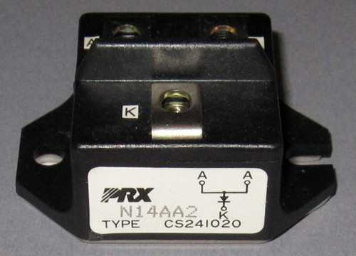 CS241020 - 1000V 200A Fast Recovery Diode (Powerex)