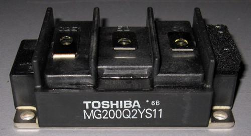 MG200Q2YS11 - 1200V 200A dual IGBT module (Toshiba)