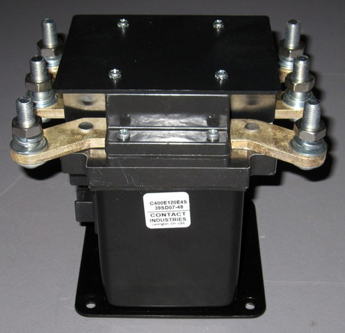 C400E120E4S / 39SD07-48 - Contactor (Contact Industries)