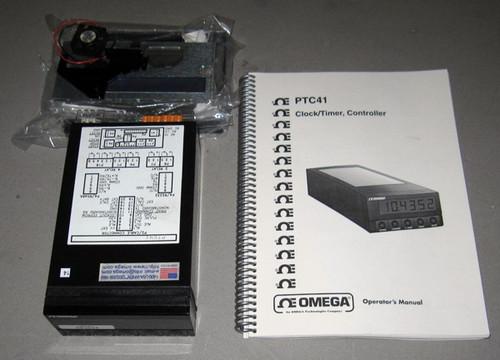 PTC41 - Clock/Timer Controller (Omega) - Used