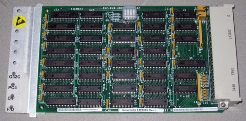 05864546 Rev. A - D/F-F/D Interface-G32 Circuit Board