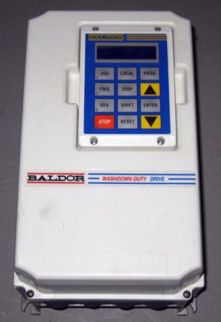 ID15H405-W - Washdown Duty Drive (Baldor) - Discounted